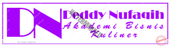 Akademi Bisnis Kuliner Deddy Nurfaqih