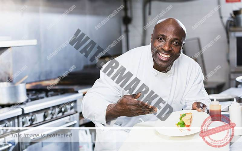 cara plating makanan 2
