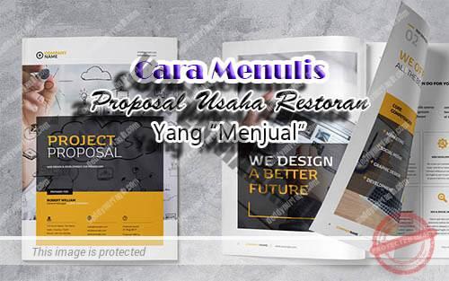 Proposal Usaha Restoran - Feature