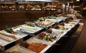 Bagaimana Konsep rumah makan prasmanan