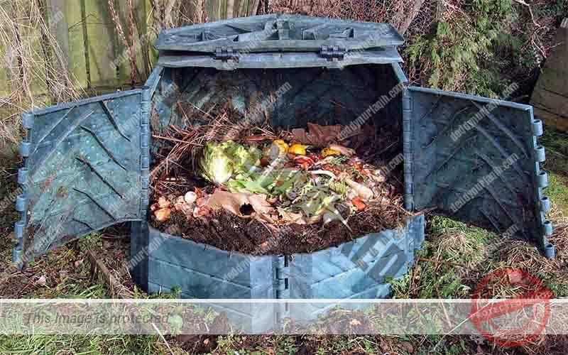 Cara Mengurangi Food Waste di Restoran dengan menjadikannya kompos