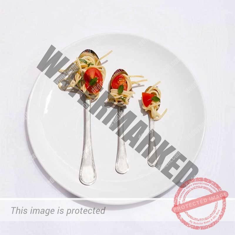 menerapkan Kontrol Porsi Restoran Untuk Mengendalikan biaya makanan