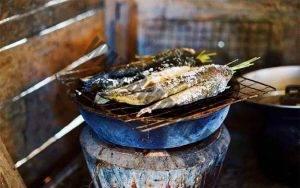 Ikan Bakar